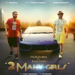 2 Many Girls Song Lyrics by Badshah & Fazilpuria