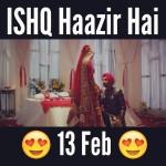 Ishq Haazir Hai (Diljit Dosanjh) Punjabi Song Lyrics