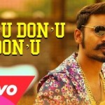 Don'u Don'u Don'u Song Lyrics by Anirudh | Maari Movie