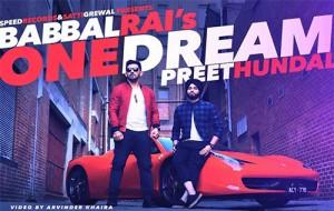 One-Dream-Babbal-Rai-Preet-Hundal