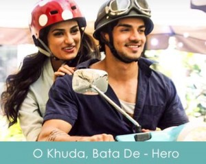 o khuda hero song
