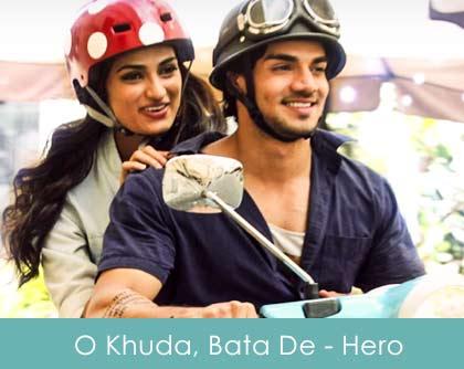 O Khuda Lyrics – Hero - Amaal Mallik, Palak Muchchal