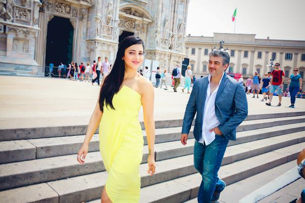 vedalam movie stills 4
