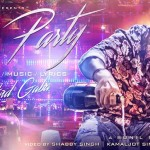 Daaru Party Lyrics (Music MG), Punjabi Party Song by Millind Gaba