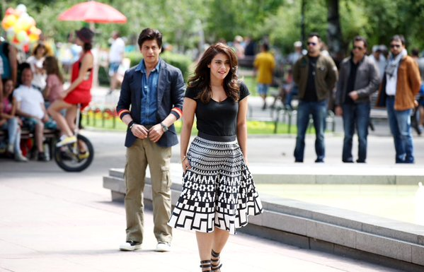 dilwale movie song janam janam lyrics