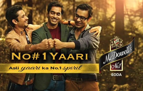 yeh no. 1 yaari hai song lyrics