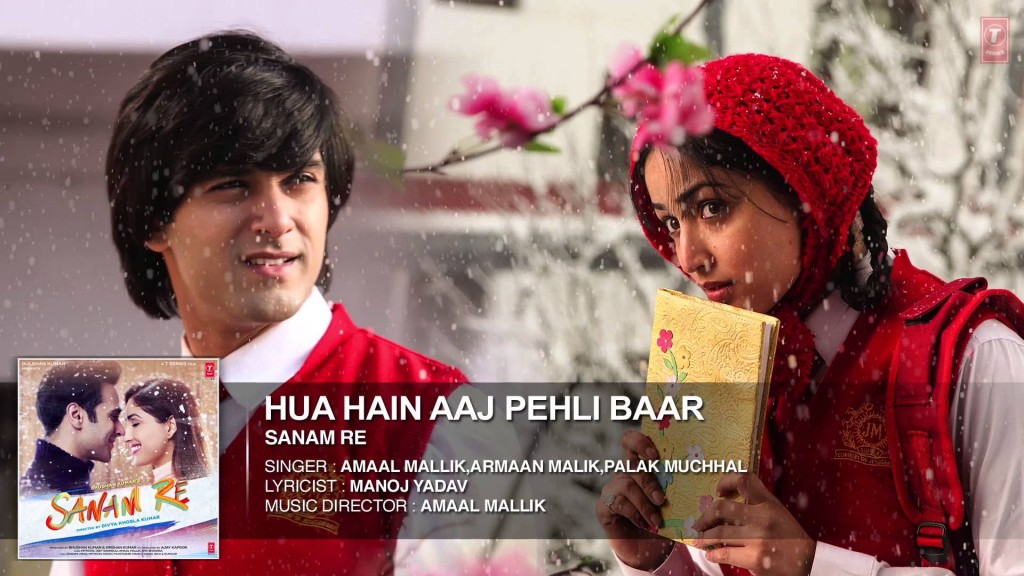 hua hai aaj pehli baar lyrics