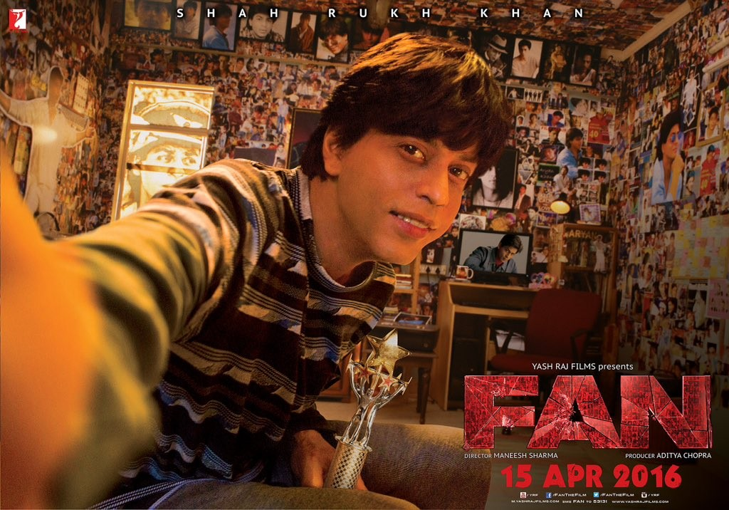 Jabra Fan Ho Gaya (Fan Anthem) Lyrics, FAN movie Song Ft. Shahrukh Khan