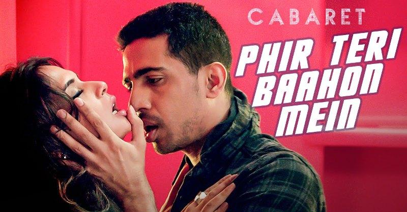 Phir Teri Baahon Mein Lyrics Cabaret