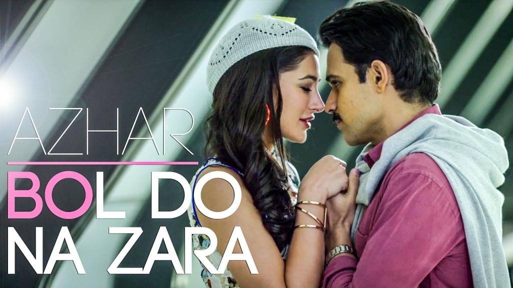 Bol Do Na Zara (Azhar) Lyrics | By Armaan Malik, Amaal Mallik & Rashmi Virag