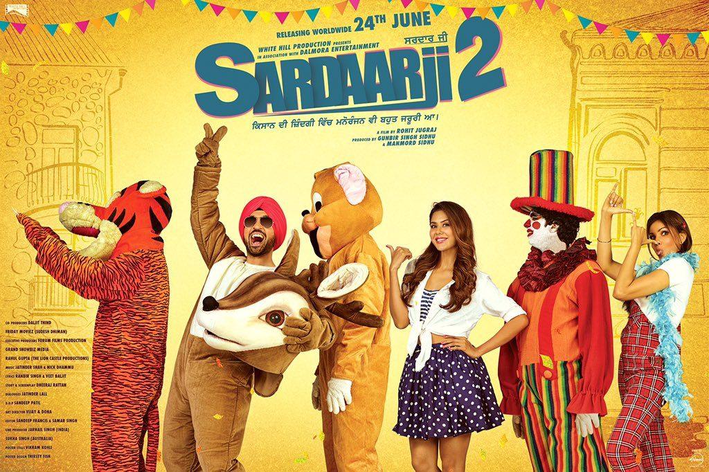 Sardaar Ji 2 Title Song
