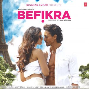 Befikra Ft. Tiger Shroff & Disha Patani