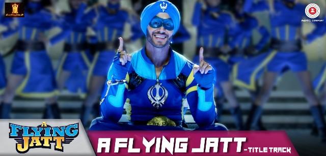 Flying Jatt Title Song Lyrics