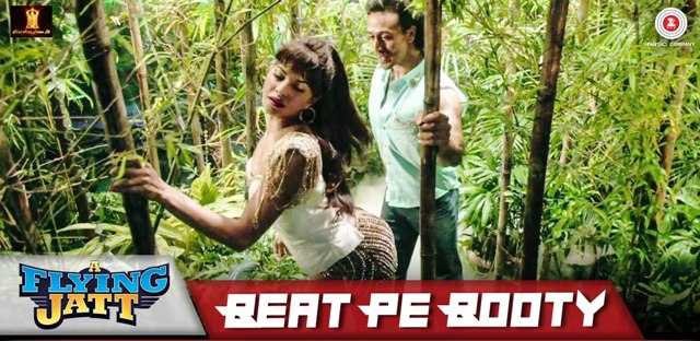 Beat Pe Booty Lyrics- A Flying Jatt
