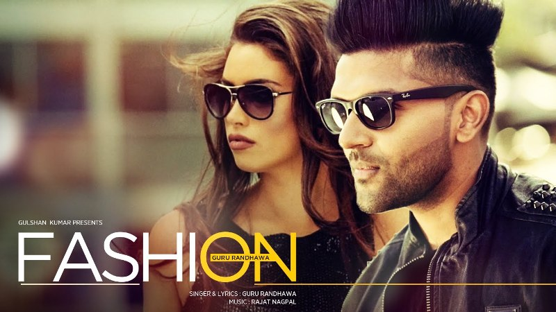 Tu Niri Fashion Kudiye Lyrics - Guru Randhawa