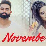 November (Punjabi) Lyrics –  Akaal ft. Parmish Verma