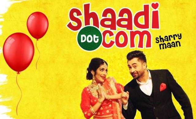 Shaadi Dot Com Sharry Mann Lyrics