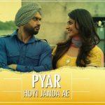 Pyar Hoyi Janda Ae Lyrics- Nooran Sisters | Arzan Ft. Roshan Prince & Prachi Tehlan