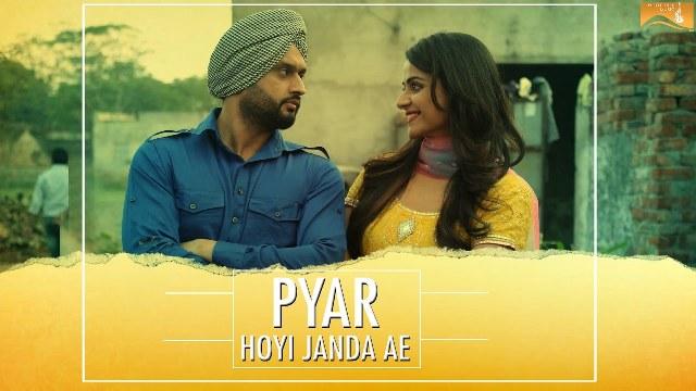 pyar hoti janda ae nooran sisters lyrics