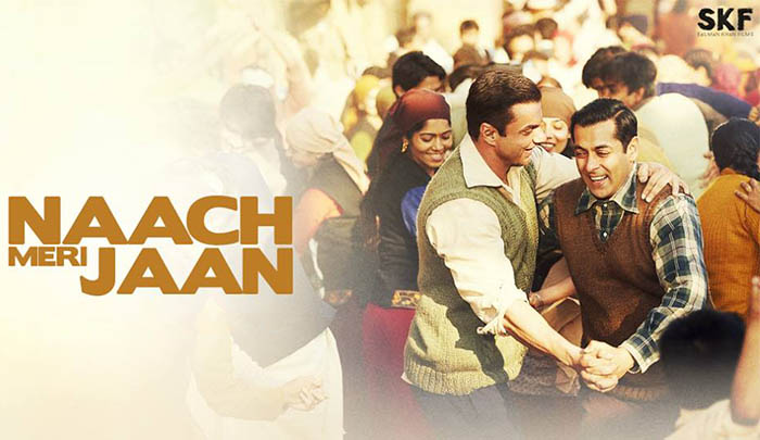 Naach Meri Jaan Tubelight Lyrics