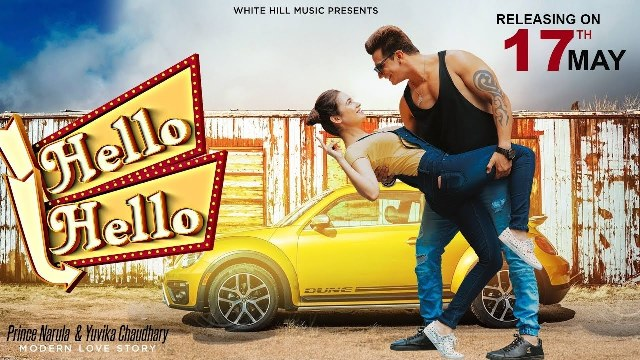 Main Keya Hello Hello Lyrics - Prince Narula | Yuvika Chaudhary