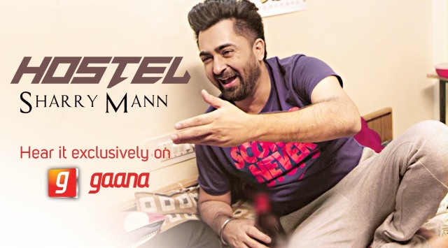 Hostel Wala Kamra Sharry Mann Lyrics