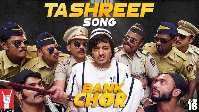 lag gayi tashreef bank chor lyrics