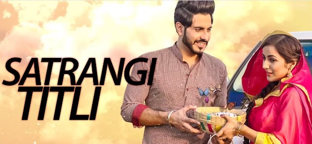 Satrangi Titli Jass Bajwa Lyrics
