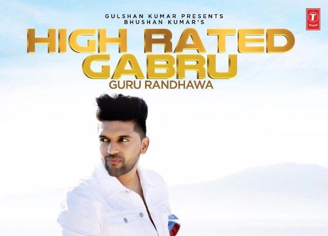 High Rated Gabru Guru Randhawa Lyrics