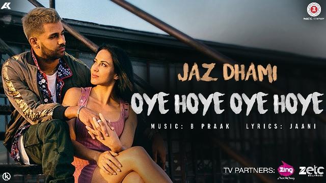 Oye Hoye Oye Hoye Jaz Dhami Lyrics
