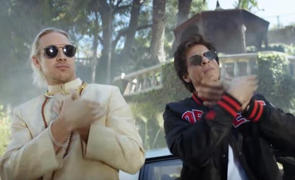 Hawa Mein Phurrr Lyrics- Jab Harry Met Sejal | Mohit Chauhan, Diplo & Pritam