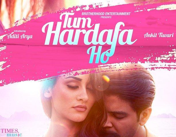 Tum Hardafa Ho Lyrics - Ankit Tiwari | Gaana Originals