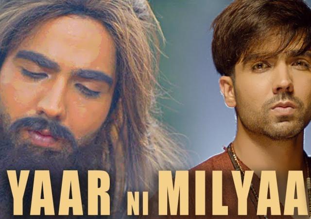 Aje Takk Mainu Aisa Yaar Nahiyo Mileya (Yaarr Ni Milyaa) Lyrics- Hardy Sandhu