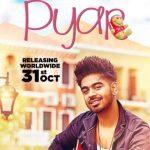 Pyar (Punjabi) Lyrics- Karan Sehmbi, Tanishq Kaur