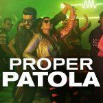 Proper Patola Nakhra Ae Swag Lyrics- Badshah, Diljit Dosanjh, Aastha Gill | Namaste England