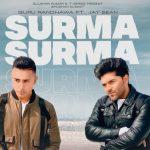 Surma Surma (Kaali Teri Gutt Golmol Lakk) Lyrics: Song by Guru Randhawa Ft. Jay Sean